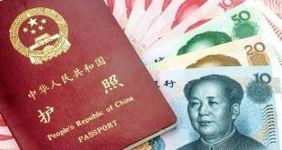 China and Visas