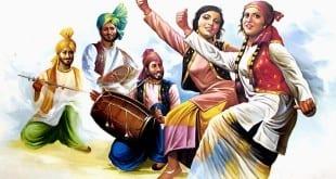 Bhangra and Gidda Cultural Dance